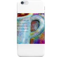 New Every Morning iPhone Case/Skin