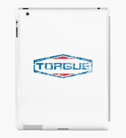 TORGUE! iPad Case/Skin