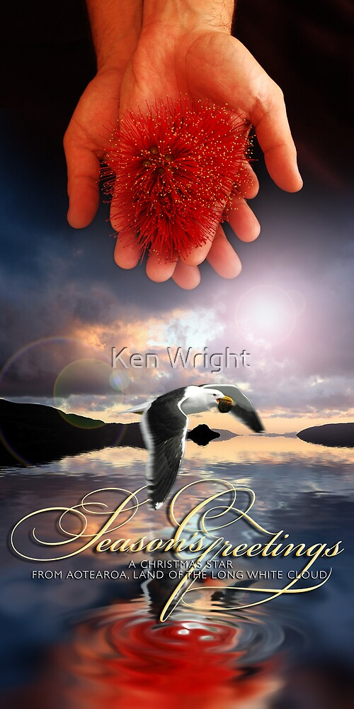 A Christmas Star by Ken Wright