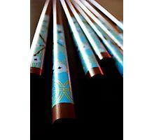 Chopsticks Photographic Print