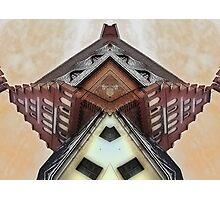 pagoda like Photographic Print