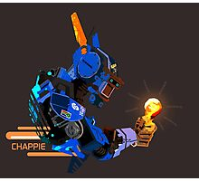 I am Chappie Photographic Print