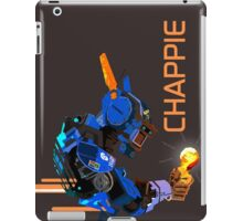 I am Chappie iPad Case/Skin