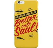 Better Call Saul Breaking Bad  iPhone Case/Skin