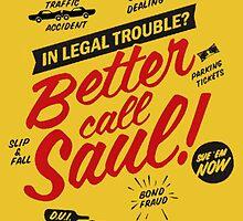 Better Call Saul Breaking Bad  by zamora