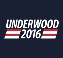 Underwood 2016 shirt campaign poster mug by lavalamp