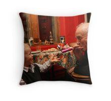 Generations of fun.. Throw Pillow