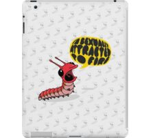 Screamapillar - Sexually Attracted to Fire iPad Case/Skin