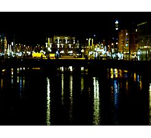 City Reflections Photographic Print