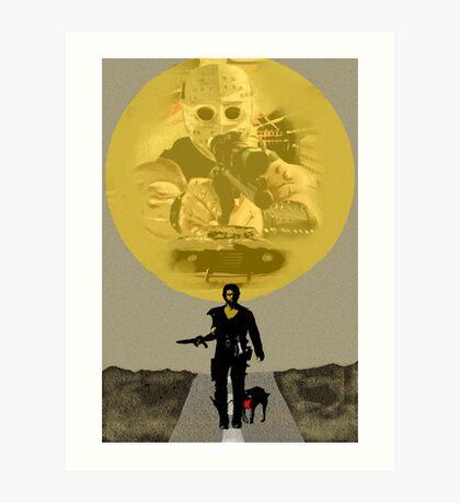 Road Warrior Art Print
