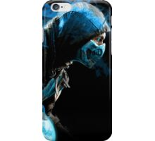Sub Zero Merch iPhone Case/Skin