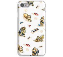 Yorkie World iPhone Case/Skin