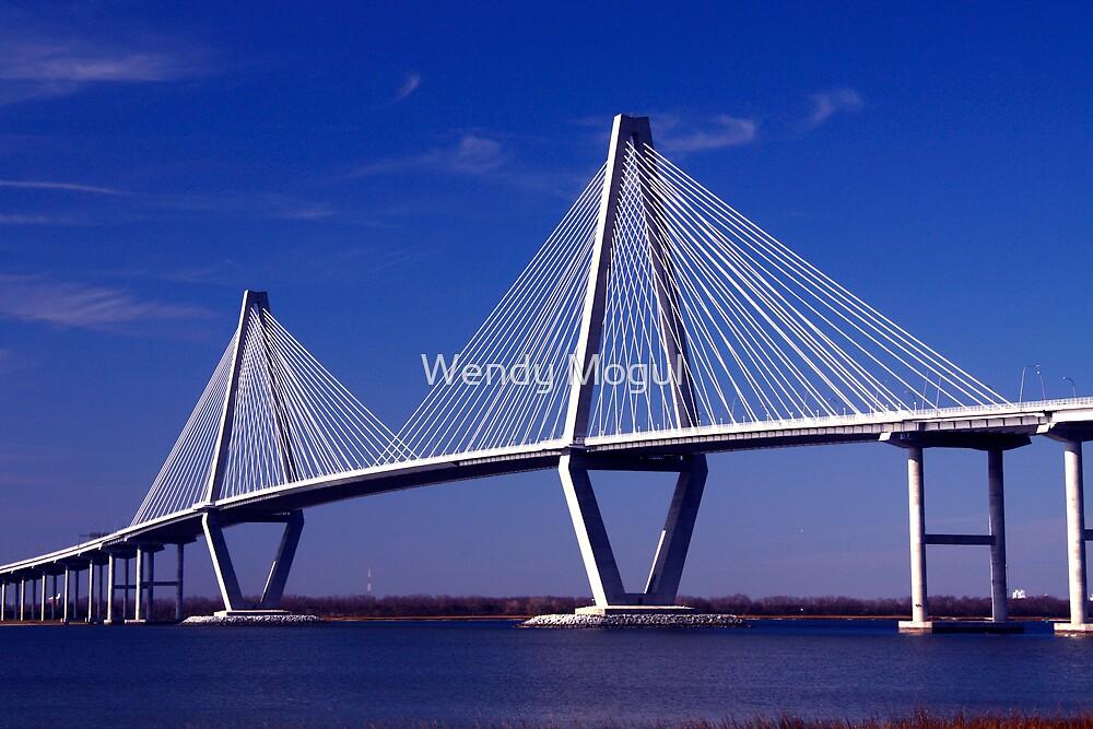 quotcooper river bridgequot by wendy mogul redbubble