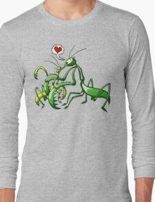 Pray, Love and Die Long Sleeve T-Shirt