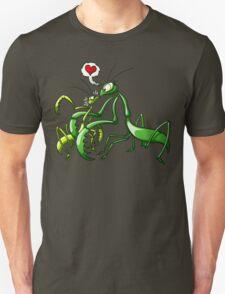 Pray, Love and Die Unisex T-Shirt