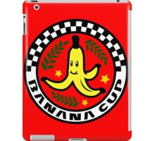 Banana Cup iPad Case/Skin