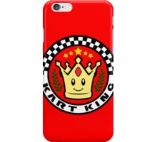 Kart King iPhone Case/Skin