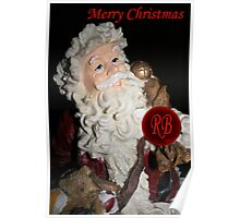 Merry Christmas RedBubblers Poster