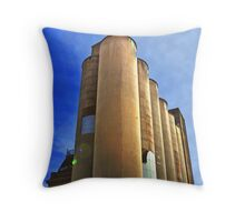 Collingwood Silos, Exterior, 2 Throw Pillow