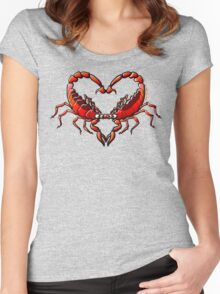 Loving Scorpions Women's Fitted Scoop T-Shirt