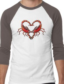 Loving Scorpions Men's Baseball ¾ T-Shirt