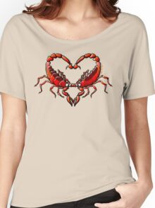 Loving Scorpions Women's Relaxed Fit T-Shirt