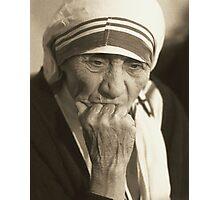 Mother Teresa  Photographic Print