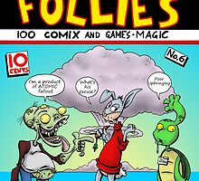 Funny Follies by Dylan Moore