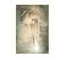 Song of Mary Art Print