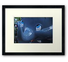 I'm Flying Framed Print