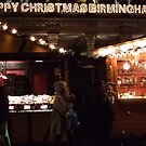 Happy Christmas Birmingham by AndrewWakelin