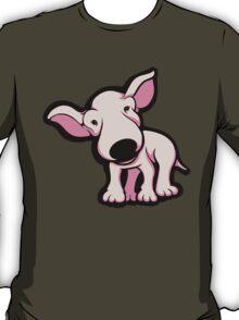 Cute EBT Puppy Baby Pale Pink  T-Shirt
