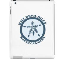 Kill Devil Hills - OBX. iPad Case/Skin