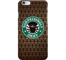 Sherlock's Coffee iPhone Case/Skin