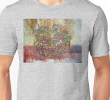 Old Church graffiti Unisex T-Shirt