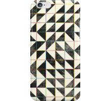 Triangles and Squares VII iPhone Case/Skin