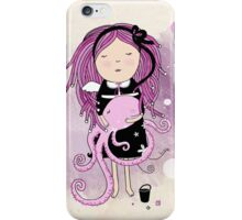 Octavia and Octopus iPhone Case/Skin