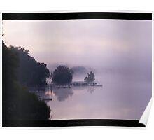 fog streams Poster