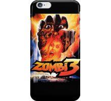 ZOMBI 3 iPhone Case/Skin