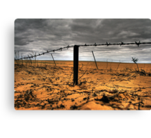 Drought Breakers? Canvas Print