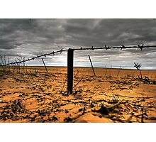 Drought Breakers? Photographic Print