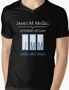 Better call... Jimmy Mens V-Neck T-Shirt
