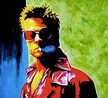 Tyler Durden by Nirvana10588