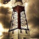 Kingscote Lighthouse by Steve Chapple
