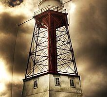 Kingscote Lighthouse by Steve Chapple