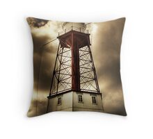 Kingscote Lighthouse Throw Pillow