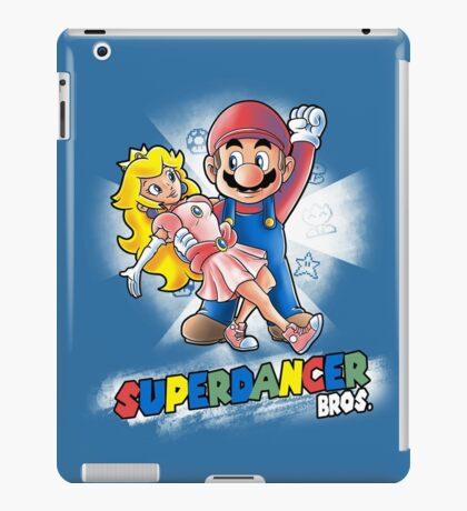 Superdancer iPad Case/Skin