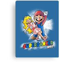 Superdancer Canvas Print