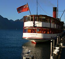 """TSS Earnslaw"" by PhotosByG"