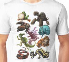 Reptiles & Amphibians  Unisex T-Shirt